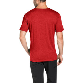 VAUDE Essential T-Shirt Men carmine